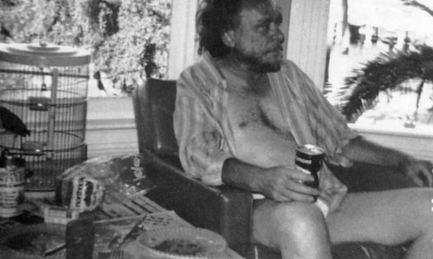 22 Febbraio 1967, Charles Bukowski a John William Corrington