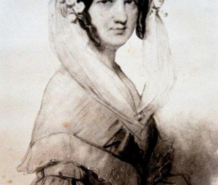 16 Febbraio 1843, Costanza D'Azeglio (cognata di Massimo) al figlio Emanuele