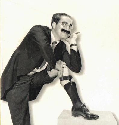 23 Febbraio 1963, T.S. Eliot a Groucho Marx