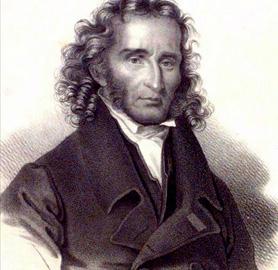 8 Febbraio 1831, Paganini a Germi