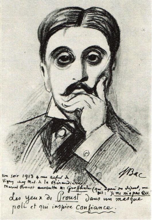 16 Febbraio 1903, Marcel Proust ad Antoine Bibesco