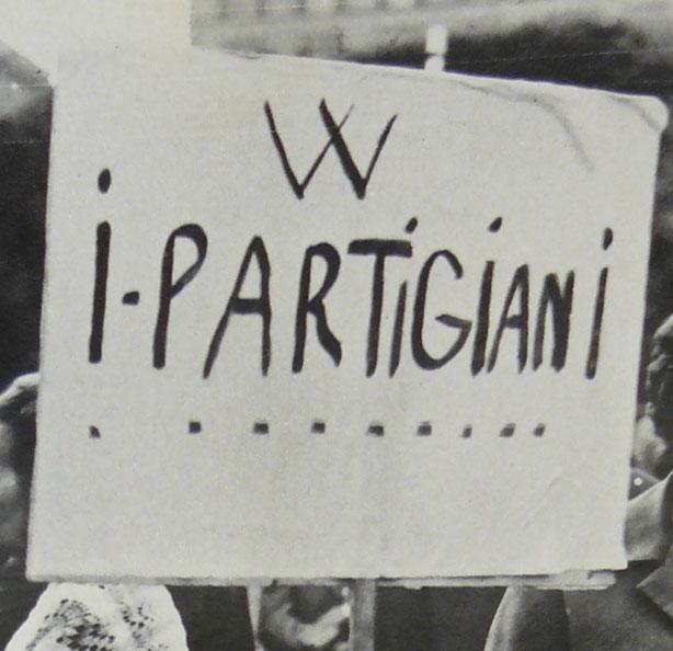 6 marzo 1945, Riccardo Balmas (partigiano) alla madre
