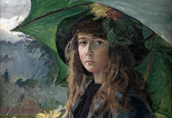 5 Aprile 1913, Elisabeth Chaplin scrive a casa dall'Italia