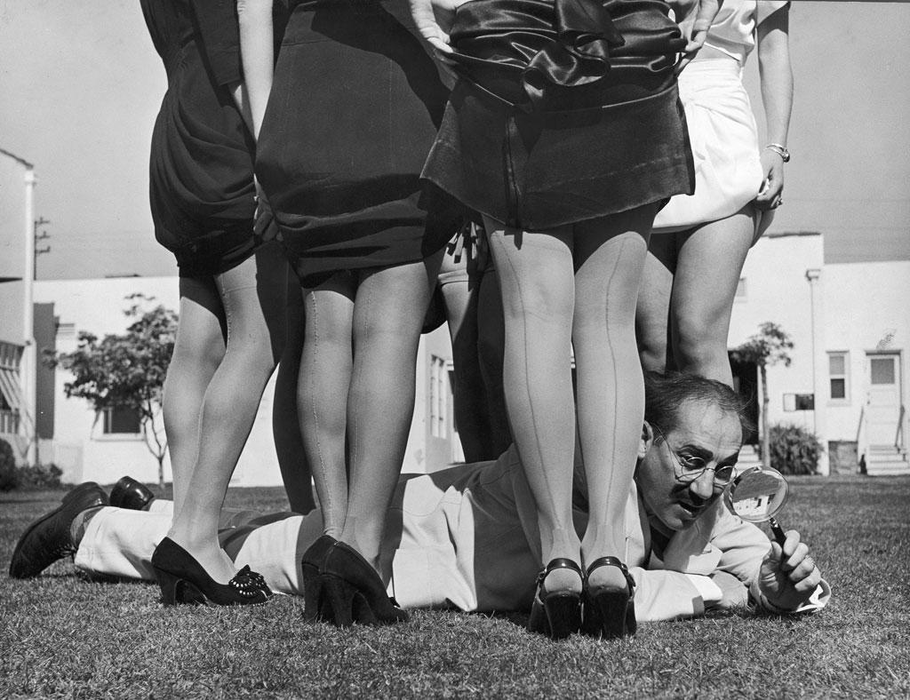14 Maggio 1957, Groucho Marx a Arthur Sheekman
