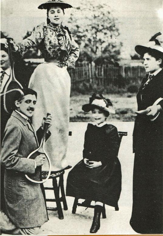 16 Maggio 1905, Marcel Proust a Robert de Montesquiou